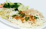A20. Bánh Tầm Bì  Udon Noodle with Coconut Juice