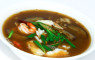 B04. Bún Mắm  Shrimp Paste Soup