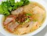E03. Mì Hoành Thánh  Shrimp Wonton with Egg Noodle in Soup