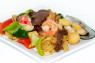 F05. Hủ Tiếu Xào Thập Cẩm  Stir Fried Rice Noodle with Assorted Meat and Seafood