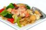 F06. Hủ Tiếu Xào Đồ Biển  Stir Fried Rice Noodle with Seafood