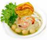 H03. Hủ Tiếu Đồ Biển (Khô/Ướt)  Seafood Rice Noodle in Soup