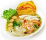 H05. Hủ Tiếu Mì Đồ Biển (Khô/Ướt)  Mixed Seafood Rice & Egg Noodle in Soup