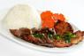 R06. Cơm Sườn Bò  Grilled Pork, Grilled Beef