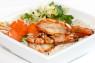 V05. Bún Tôm Càng Nướng  Grilled Jumbo Shrimp
