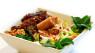 V06. Bún Thịt Nướng, Chả Giò  Grilled Pork & Spring Roll