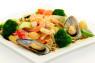 V19. Bún Xào Đồ Biển  Stir Fried Seafood