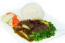 X04. Bò Xào Lăn  Stir Fried Beef Curry