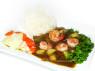 X06. Tôm Xào Lăn  Stir Fried Shrimp Curry