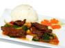 X07. Bò Xào Thái Lan  Spicy Stir Fried Beef