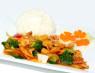 X08. Gà Xào Thái Lan  Spicy Stir Fried Chicken