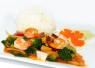 X10. Tôm Xào Thái Lan  Spicy Stir Fried Shrimp