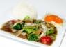 X12. Mực Xào Sốt Tàu Xì  Stir Fried Squid with Black Bean