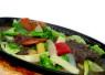 X15. Bò Xào Trên Dĩa Nóng  Stir Fried Beef on Sizzling Plate