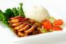 X18. Tép Rang Sả Ớt  Lemongrass Shrimp
