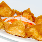 Deep Fried Shrimp Wonton