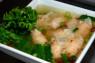 A15. Súp Hoành Thánh  Shrimp Wonton Soup