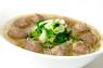 P19. Phở Bò Viên  Beef Ball Rice Noodle Beef Soup